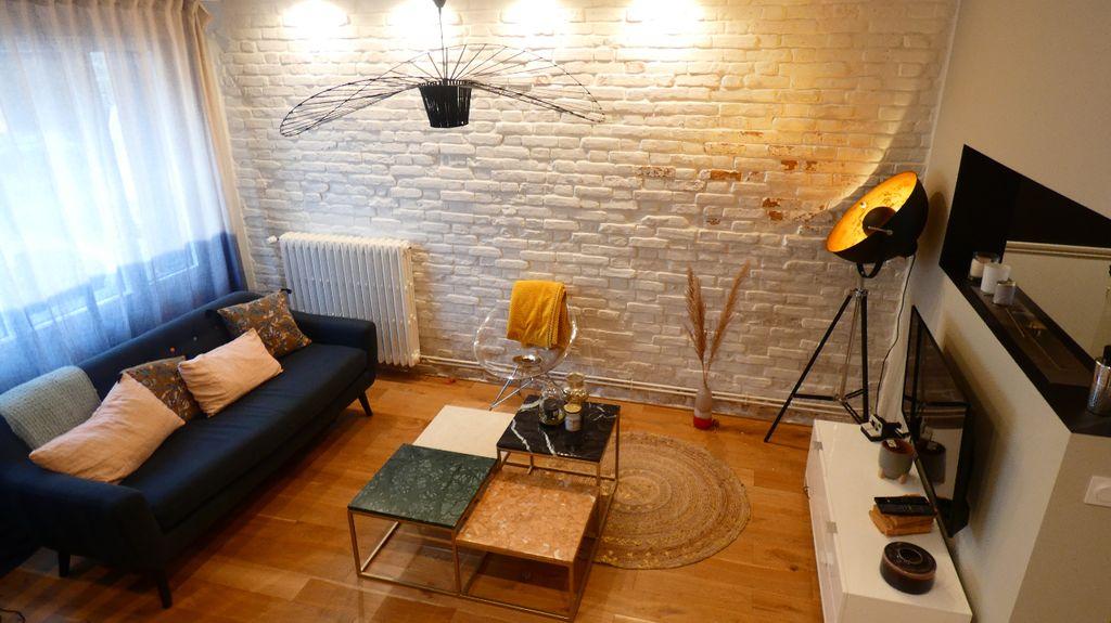 Achat maison 2chambres 105m² - Rennes