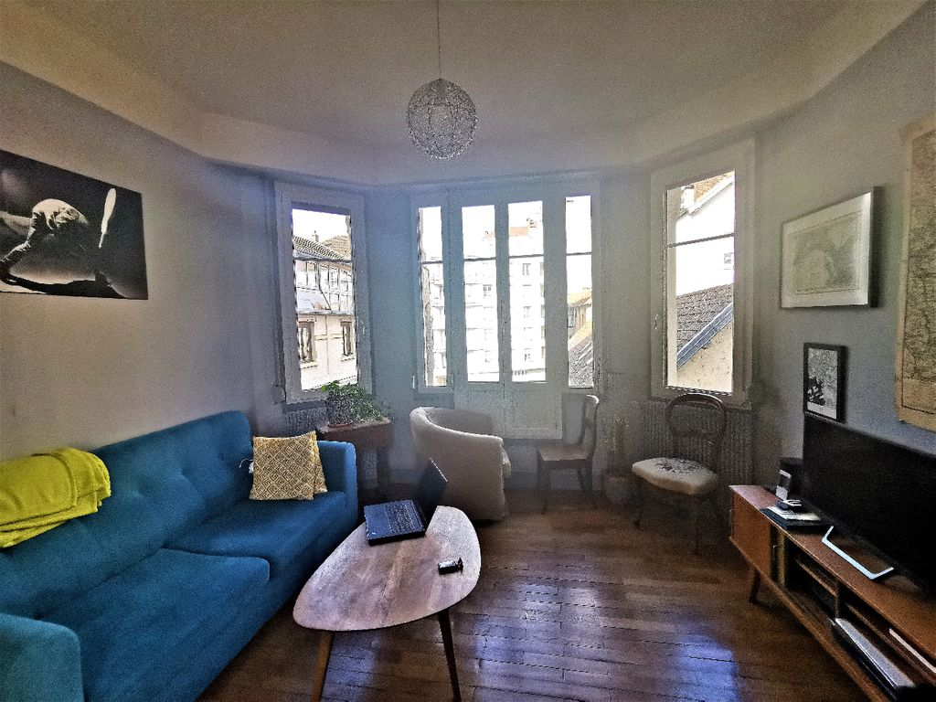 Achat appartement 2pièces 55m² - Besançon