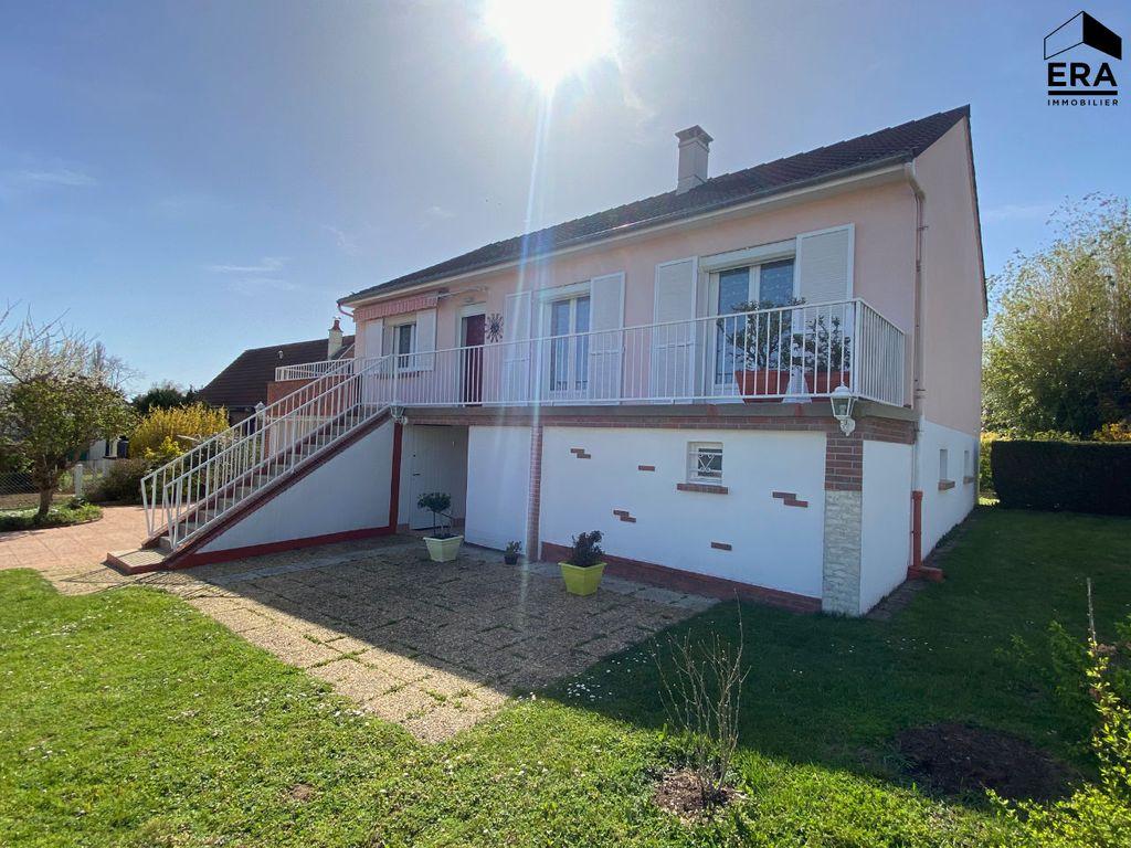 Achat maison 4chambres 119m² - Coulanges-lès-Nevers