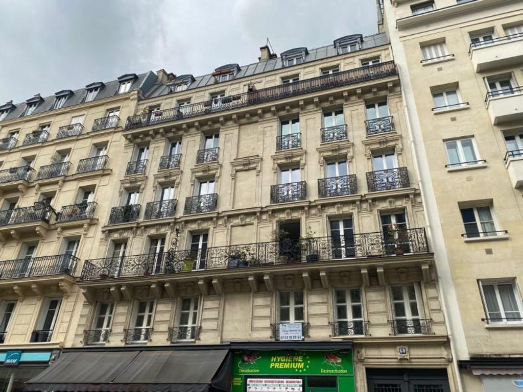 Achat appartement 2pièces 37m² - Paris 5ème arrondissement