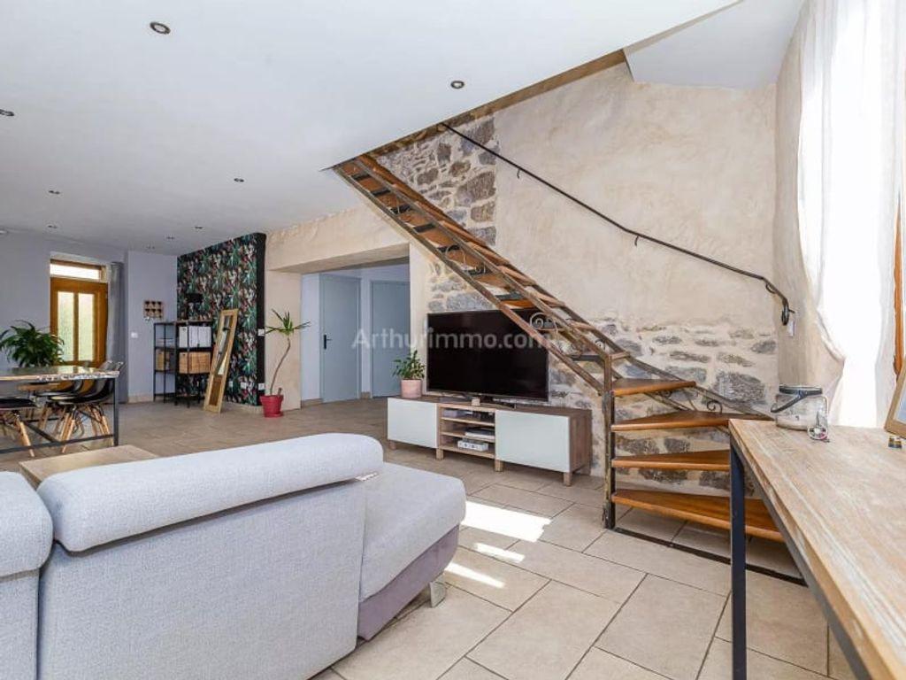 Achat maison 3chambres 125m² - Montagnieu