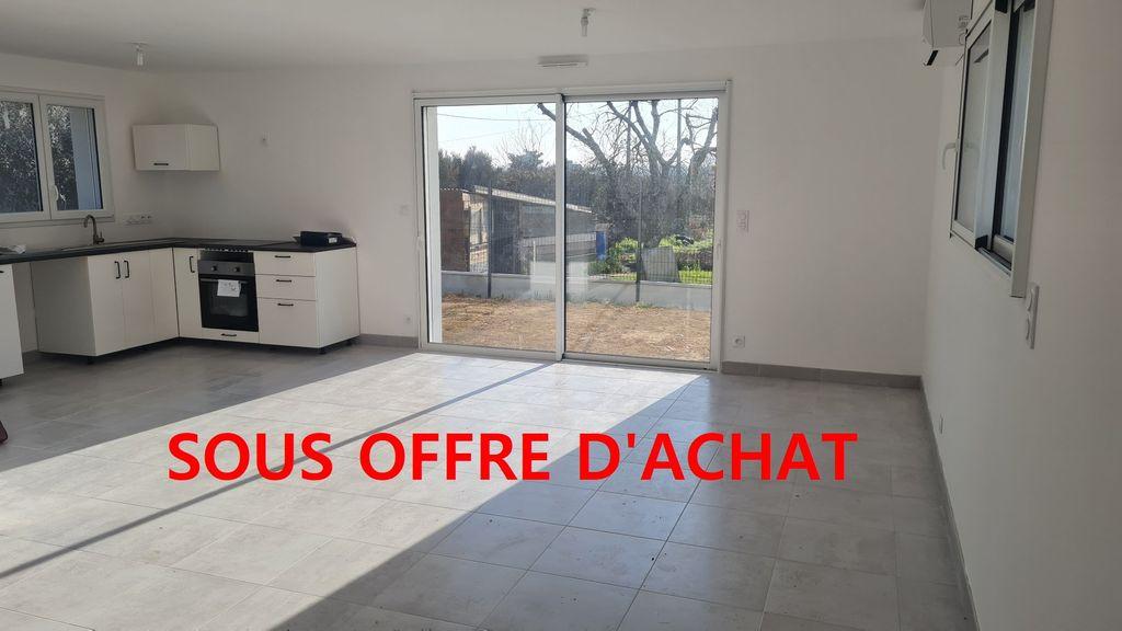 Achat maison 3chambres 90m² - Les Touches