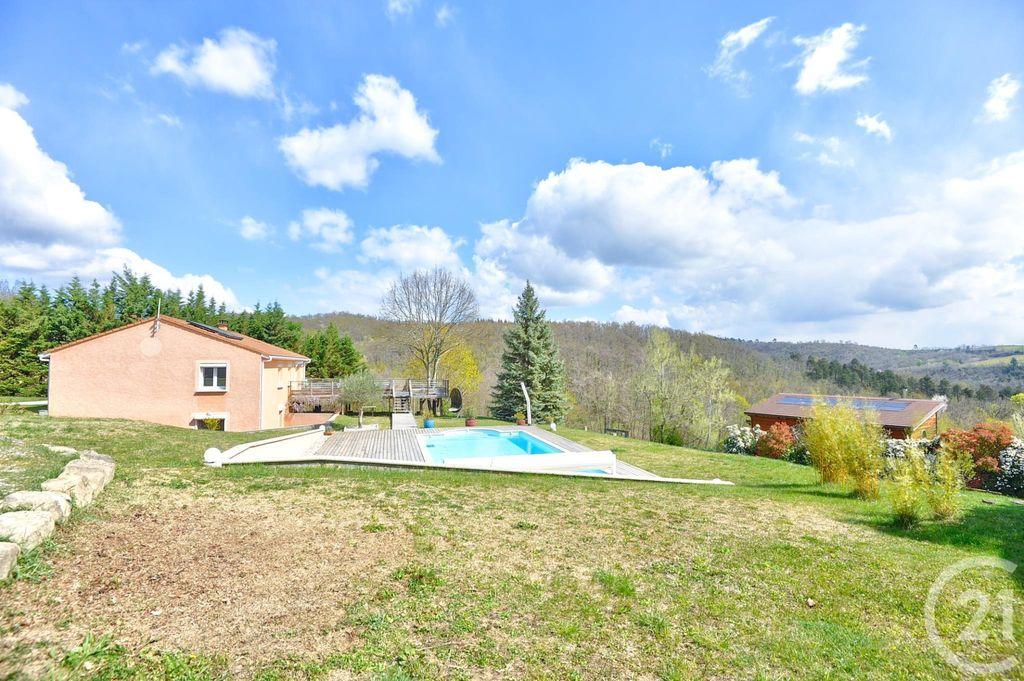 Achat maison 5chambres 175m² - Saint-Donat-sur-l'Herbasse