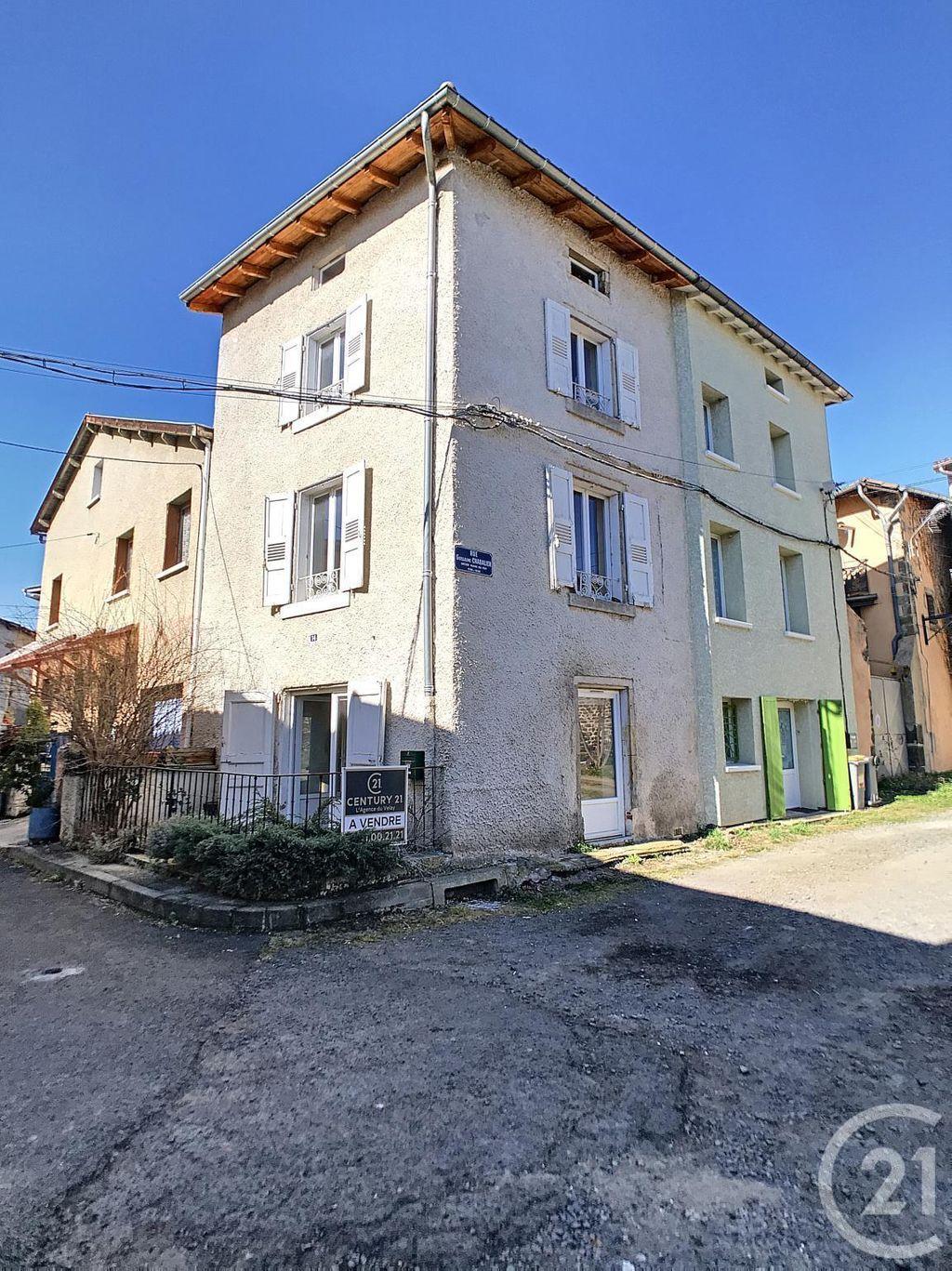 Achat maison 1chambre 64m² - Vals-près-le-Puy