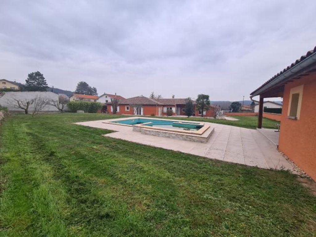 Achat maison 4chambres 202m² - Saint-Barthélemy-de-Vals