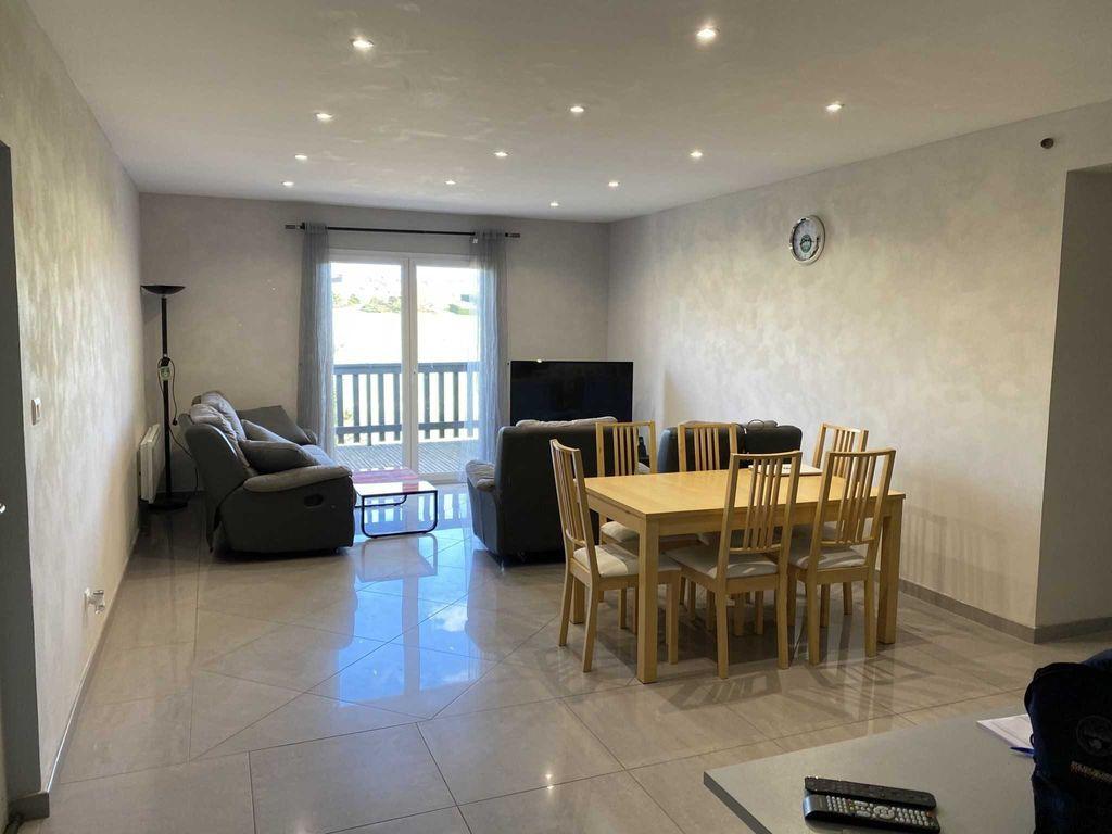 Achat appartement 4pièces 107m² - Saint-Victor-Malescours