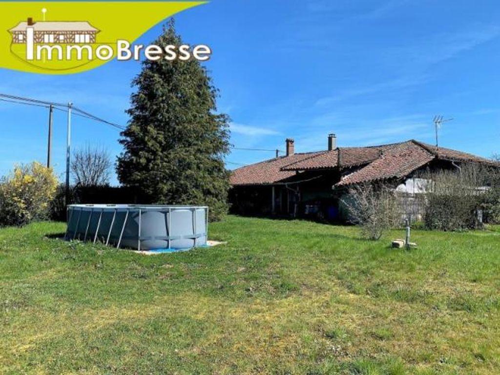 Achat maison 3chambres 130m² - Marboz