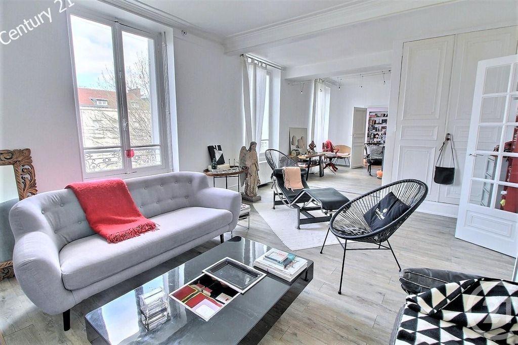 Achat duplex 5pièces 121m² - Château-Thierry