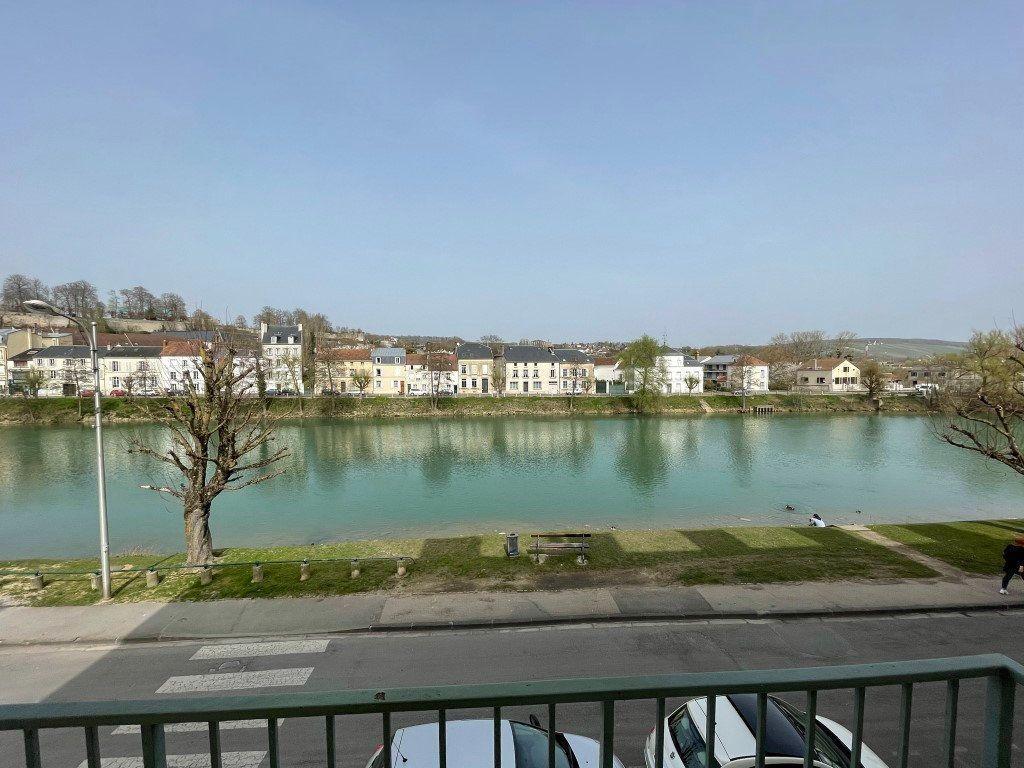 Achat appartement 4pièces 73m² - Château-Thierry