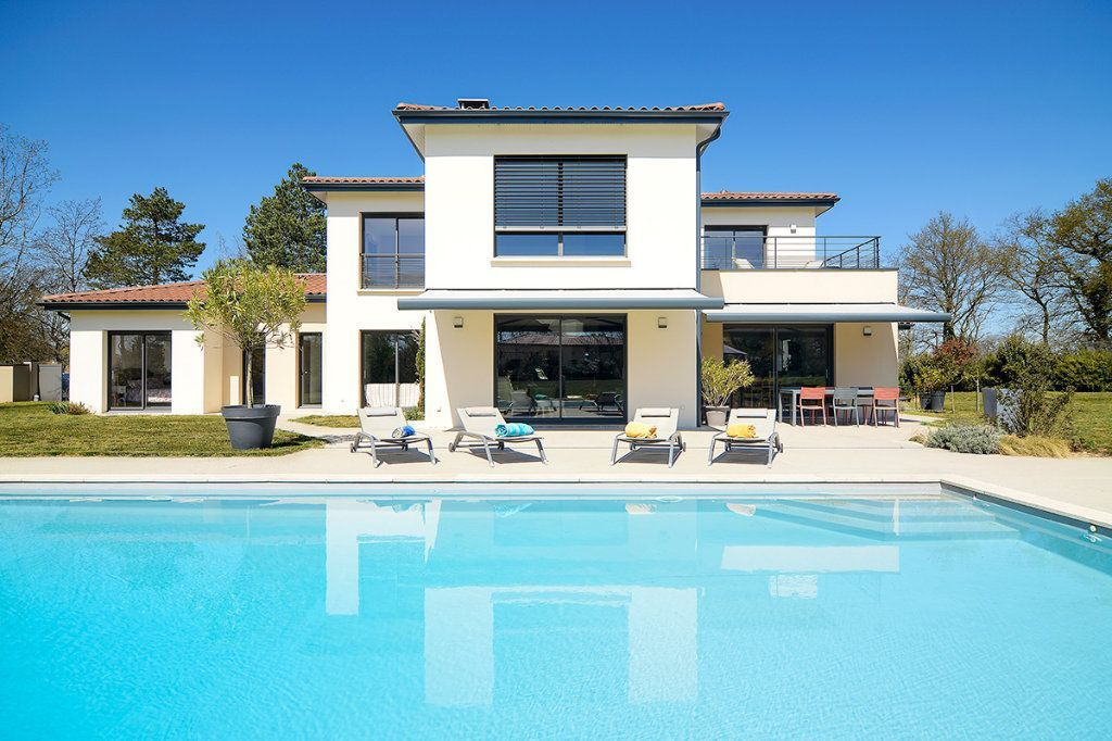 Achat maison 4chambres 235m² - Saint-Bernard
