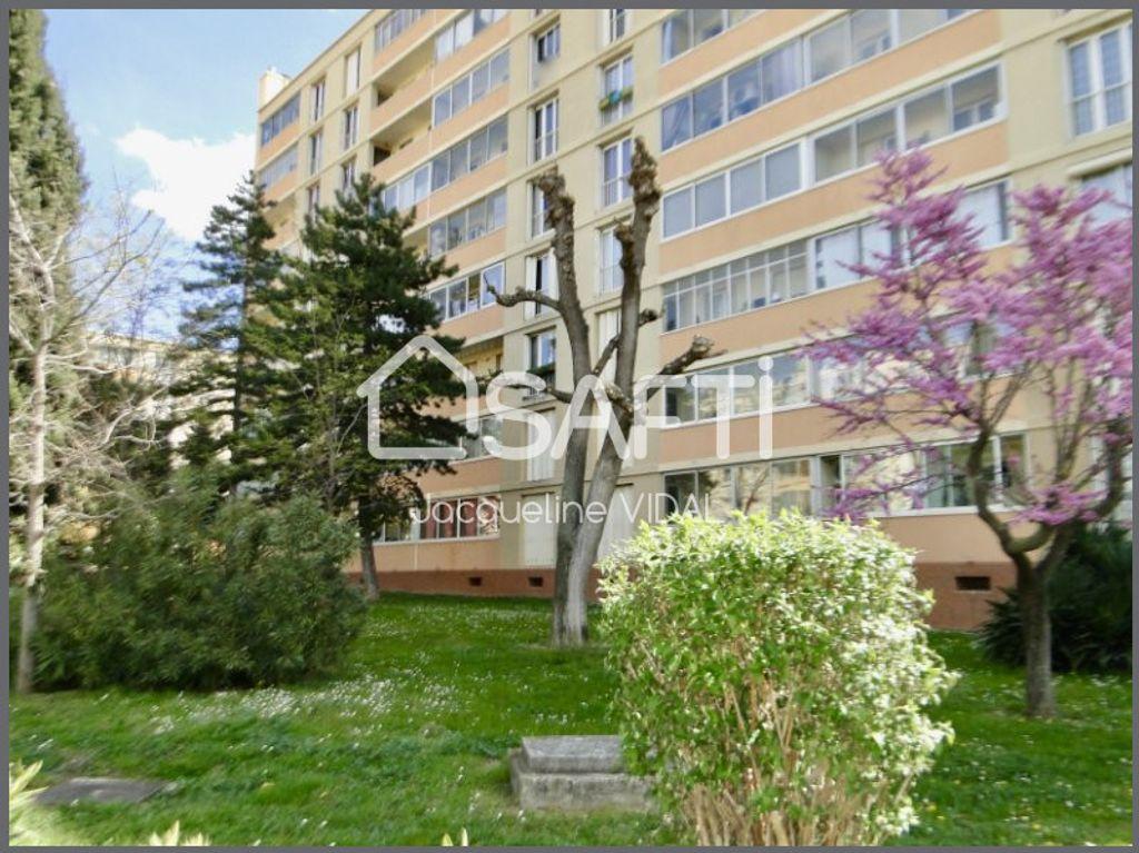 Achat appartement 4pièces 61m² - Marseille 11ème arrondissement