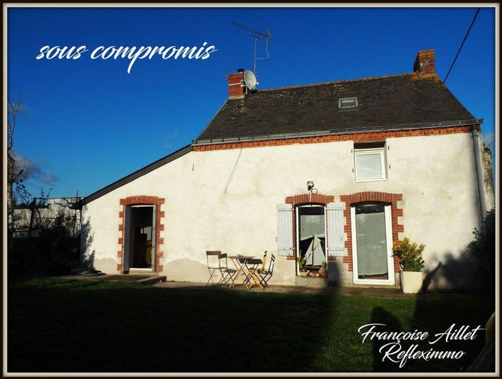Achat maison 2chambres 77m² - Lavau-sur-Loire