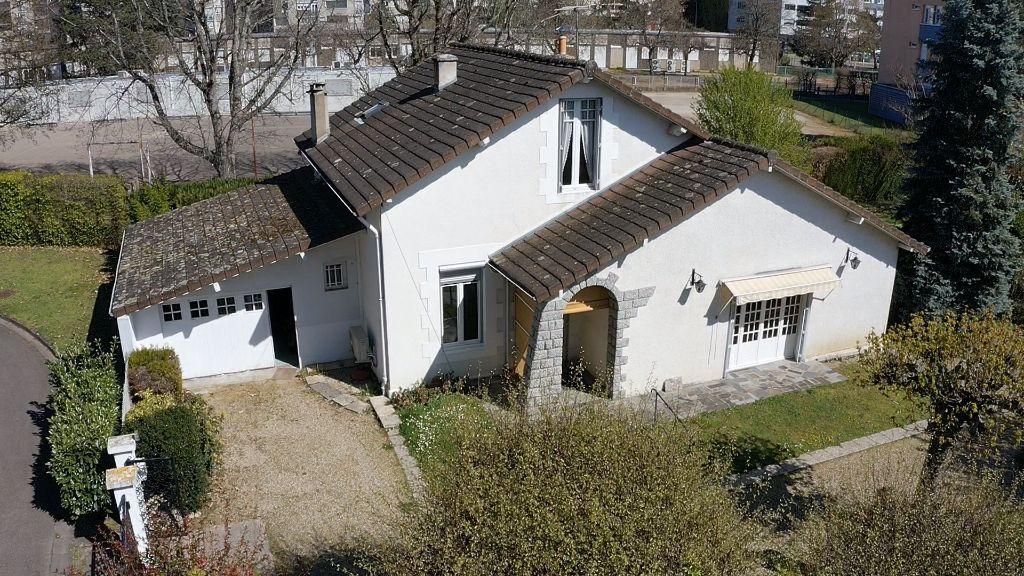 Achat maison 4chambres 125m² - Moulins