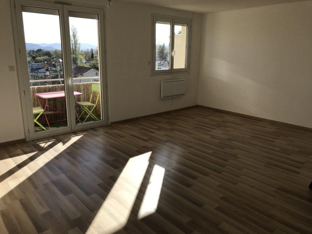 Achat appartement 4pièces 61m² - Livron-sur-Drôme