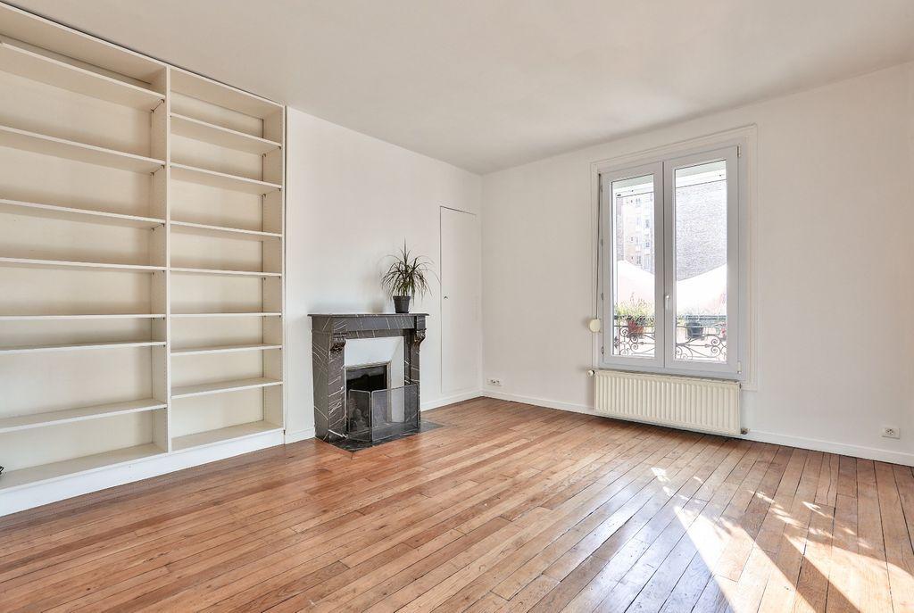 Achat appartement 2pièces 31m² - Paris 6ème arrondissement