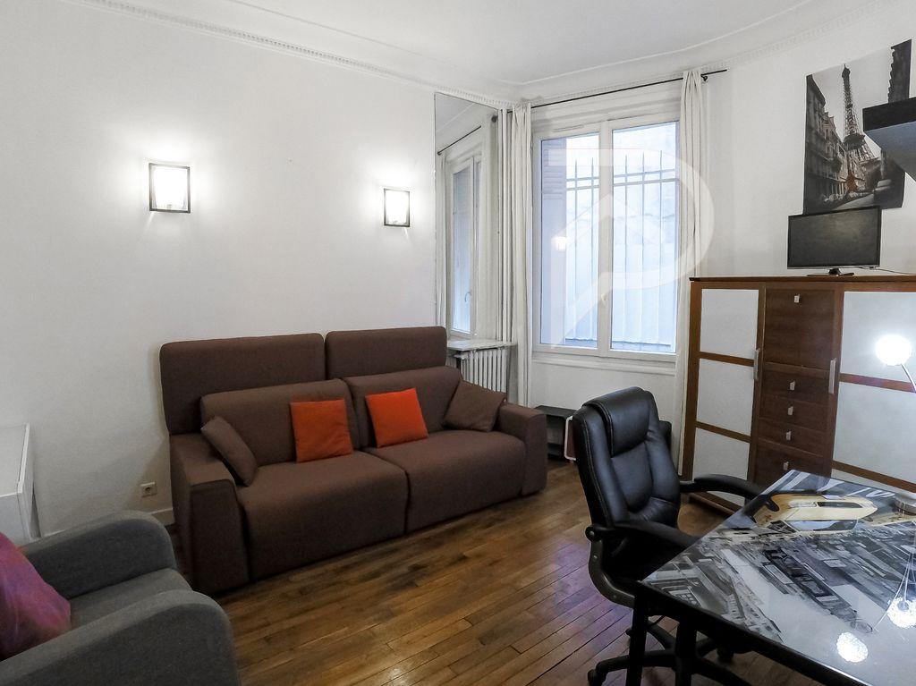 Achat appartement 2pièces 27m² - Paris 8ème arrondissement