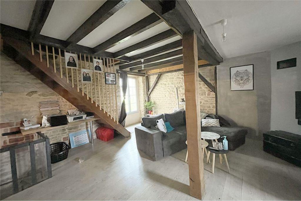 Achat maison 3chambres 129m² - Saint-Germain-des-Bois