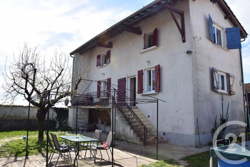Achat maison 2chambres 97m² - Saint-Didier-sur-Chalaronne
