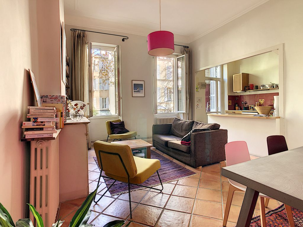 Achat appartement 3pièces 60m² - Marseille 1er arrondissement