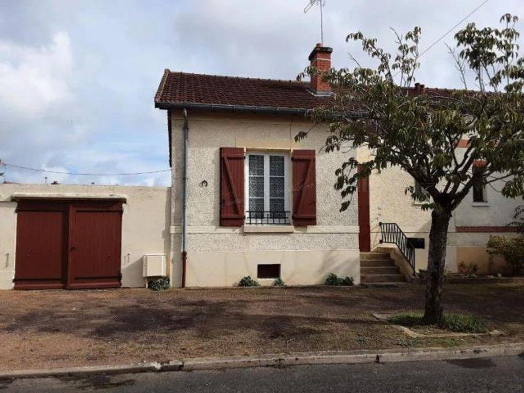Achat maison 2chambres 80m² - Varennes-Vauzelles