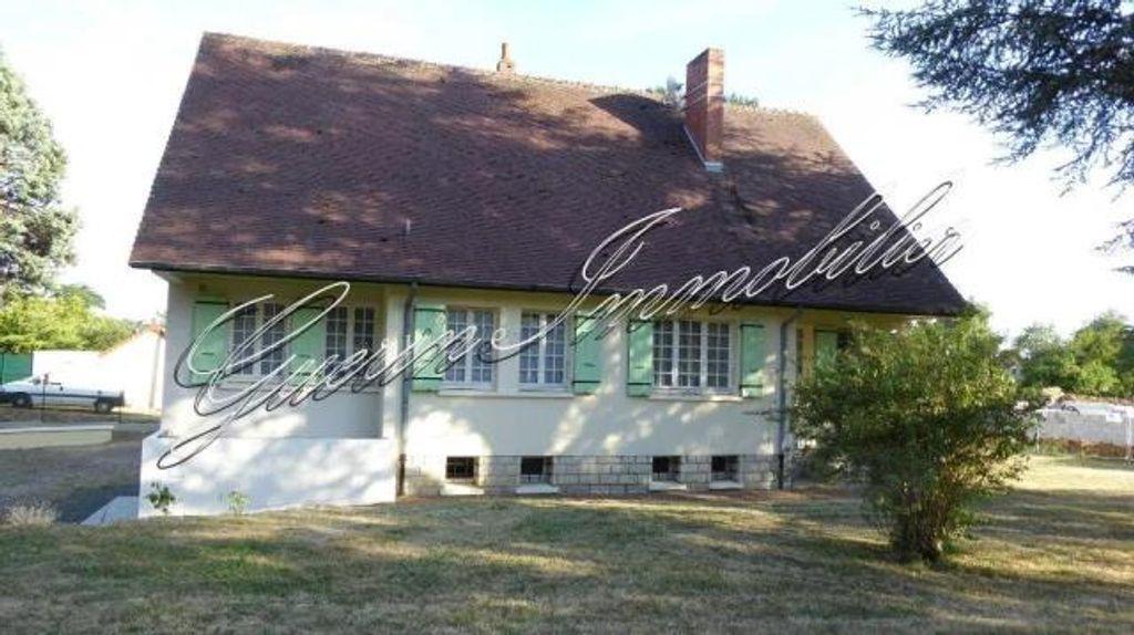 Achat maison 7chambres 216m² - Coulanges-lès-Nevers