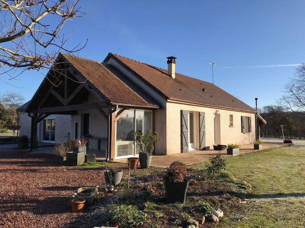 Achat maison 2chambres 134m² - Saint-Franchy