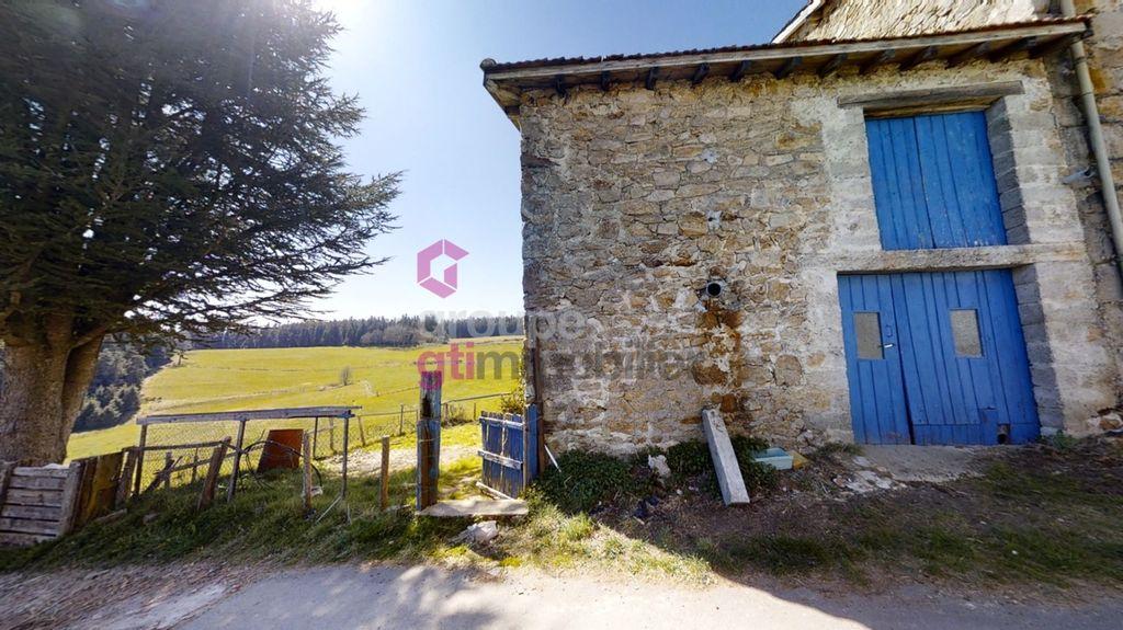 Achat maison 2chambres 146m² - Saint-Julien-Molhesabate