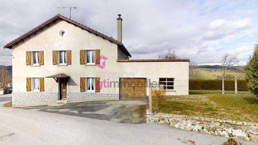 Achat maison 3chambres 105m² - Dunières