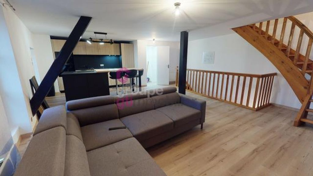 Achat duplex 3pièces 74m² - Le Puy-en-Velay
