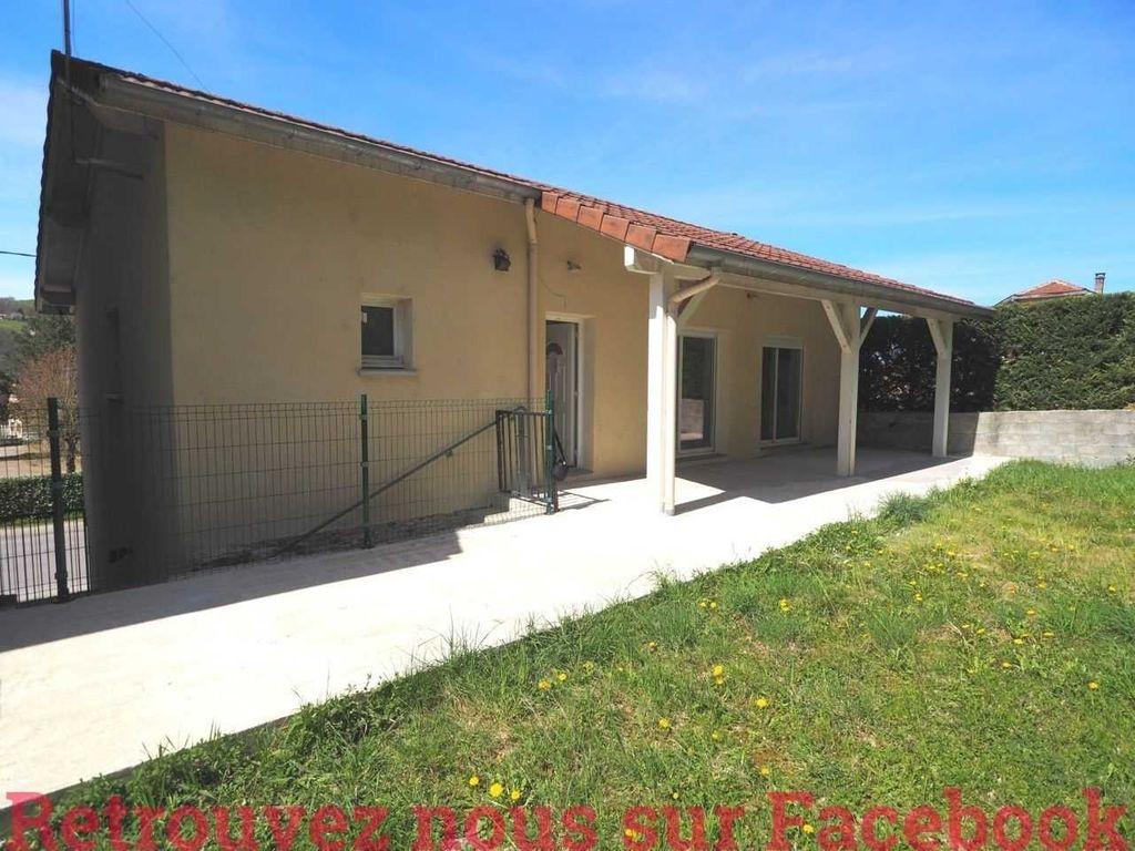 Achat maison 3chambres 90m² - Saint-Jean-en-Royans