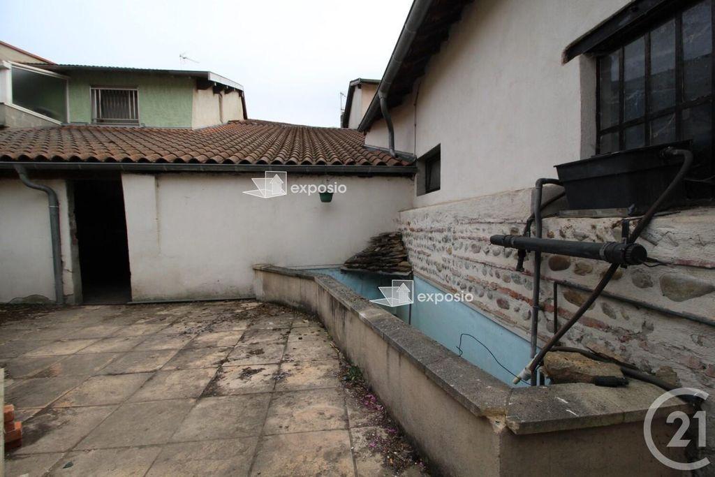 Achat maison 3chambres 120m² - Montluel