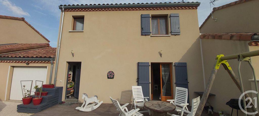 Achat maison 3chambres 87m² - Bonlieu-sur-Roubion