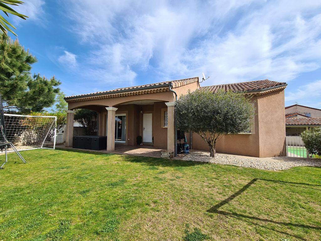 Achat maison 4chambres 117m² - Saint-Marcel-lès-Valence