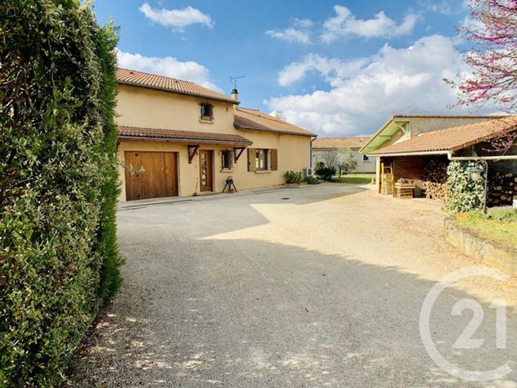 Achat maison 4chambres 110m² - Beaumont-Monteux