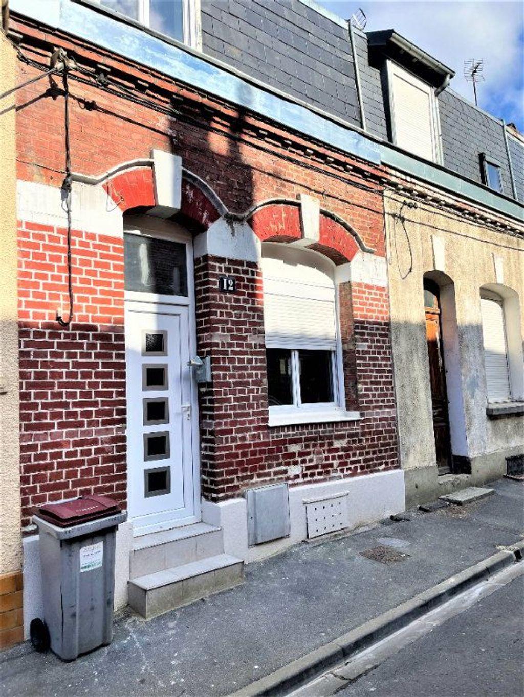Achat maison 2chambres 66m² - Saint-Quentin