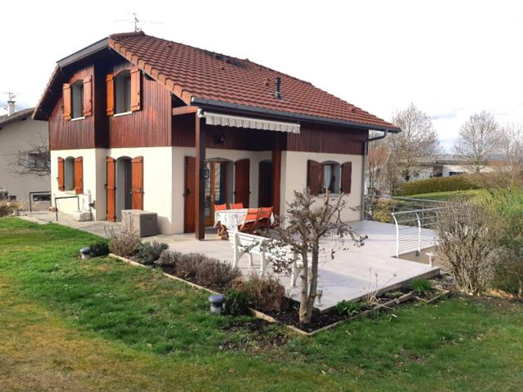 Achat maison 5chambres 147m² - Annecy