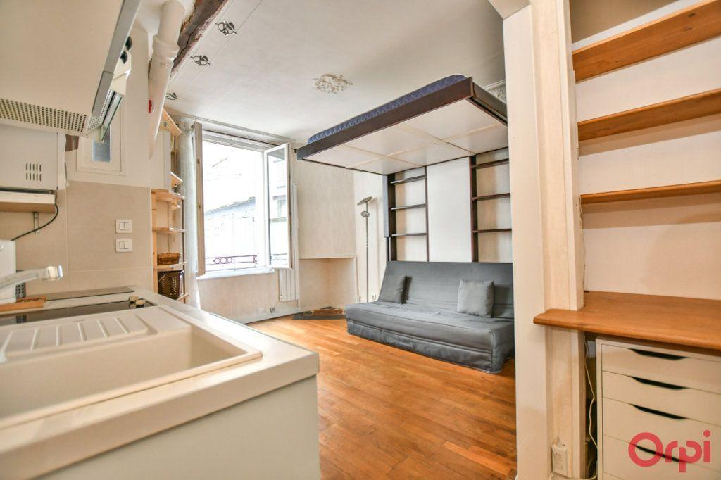 Achat studio 27m² - Paris 12ème arrondissement