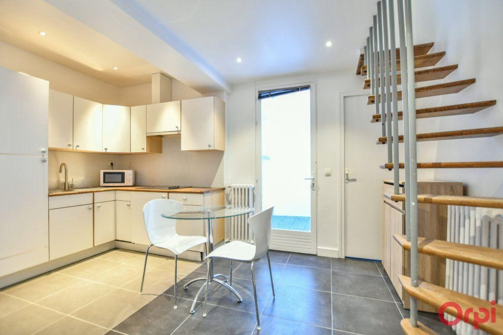 Achat duplex 2pièces 26m² - Paris 17ème arrondissement