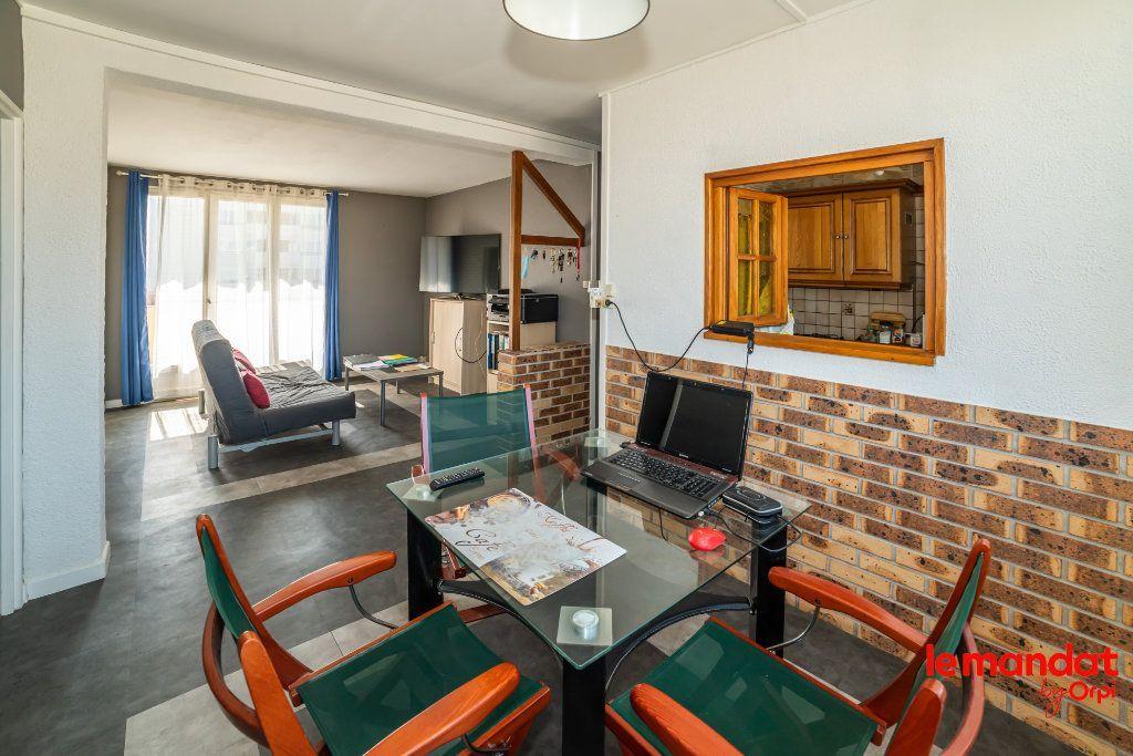 Achat appartement 4pièces 51m² - Laon