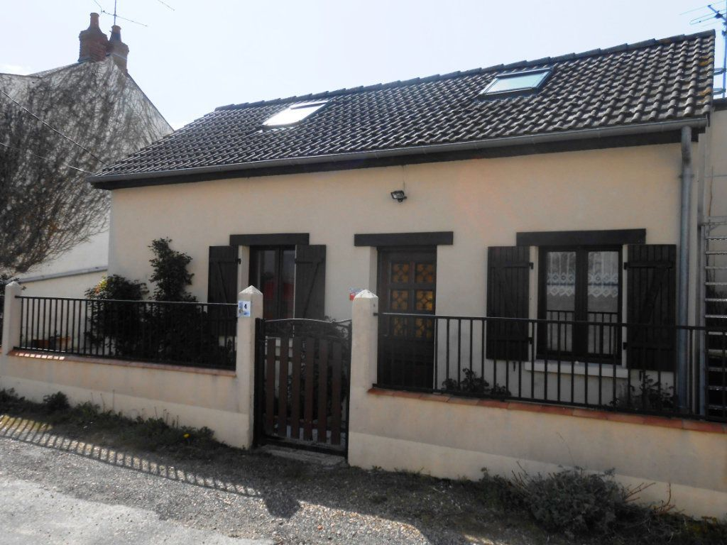 Achat maison 3chambres 100m² - Nevers