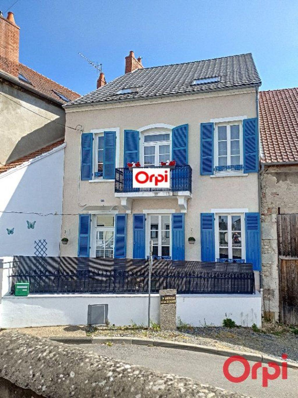 Achat maison 4chambres 140m² - Saint-Germain-des-Fossés