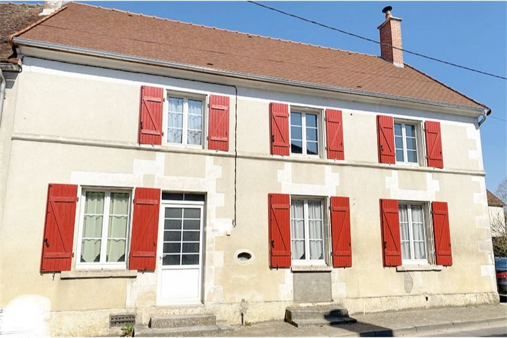 Achat maison 4chambres 168m² - Donzy