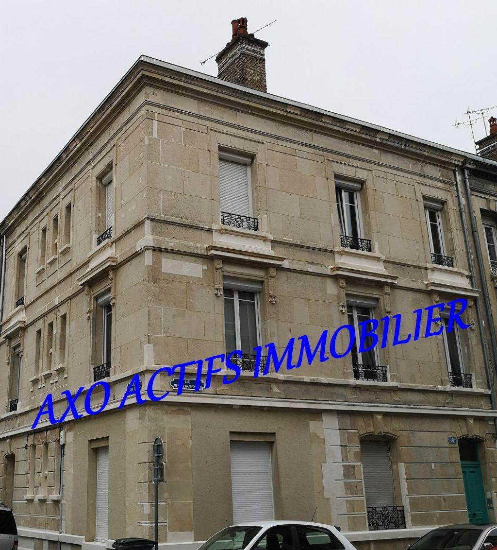 Achat appartement 2pièces 33m² - Reims