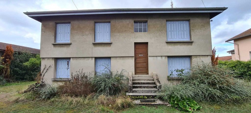 Achat maison 5chambres 135m² - Saint-Denis-en-Bugey