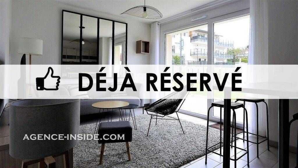 Achat appartement 2pièces 39m² - Prévessin-Moëns