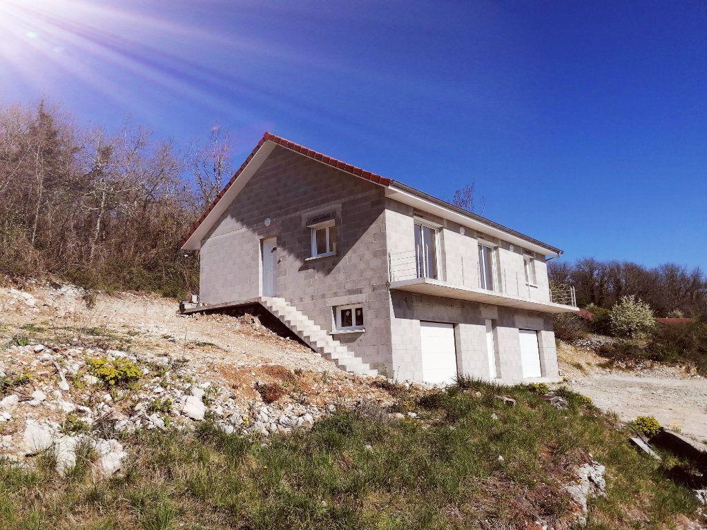 Achat maison 3chambres 96m² - Belmont-Luthézieu
