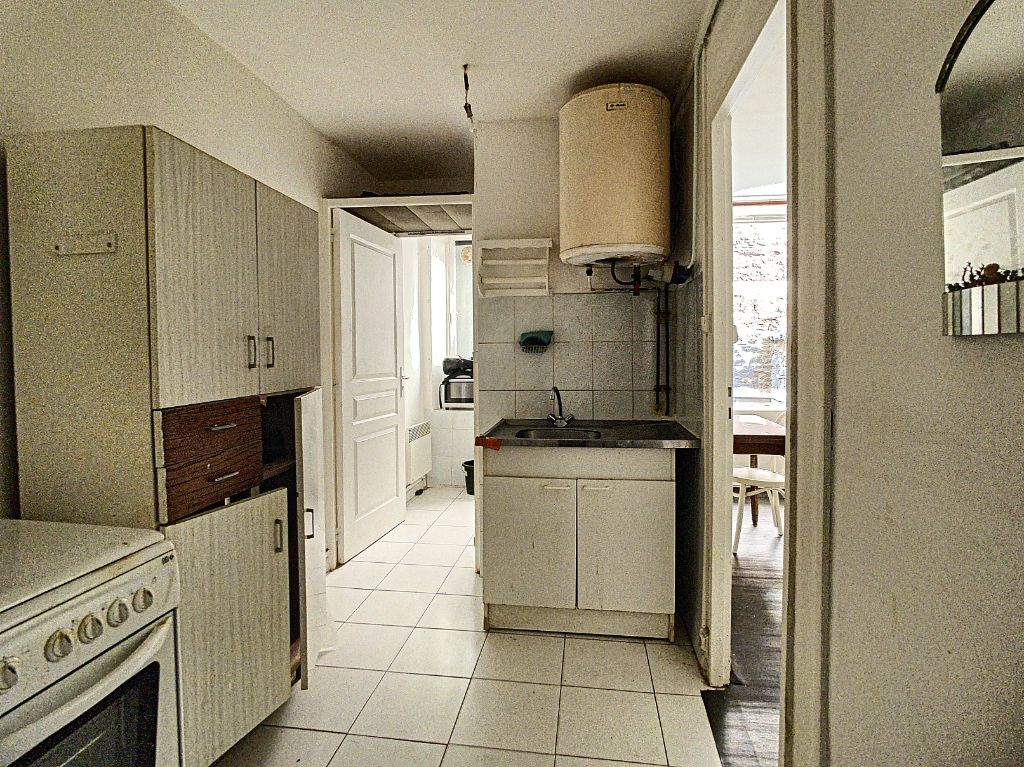 Achat studio 22m² - Lyon 1er arrondissement