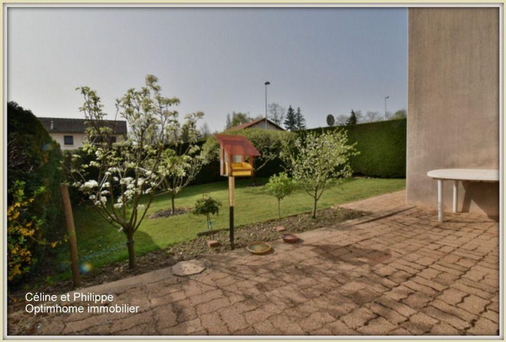 Achat maison 4chambres 120m² - Bourg-en-Bresse