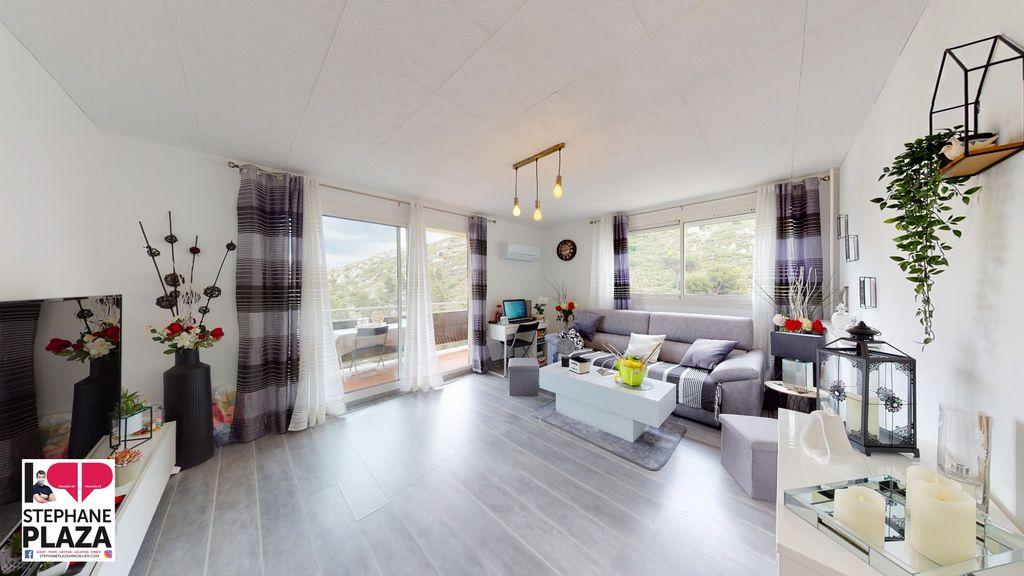 Achat appartement 3pièces 61m² - Marseille 10ème arrondissement