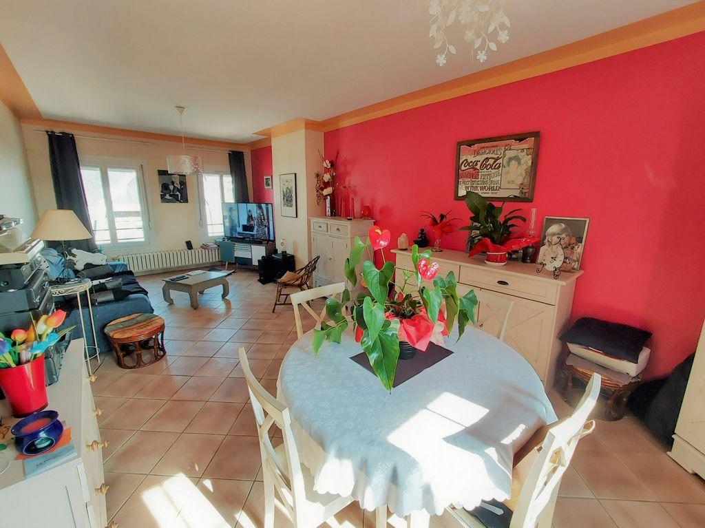 Achat duplex 3pièces 81m² - Saint-Quentin